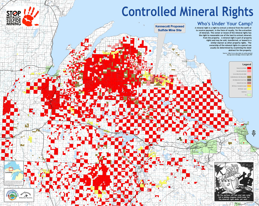 Maps | Mining Action Group